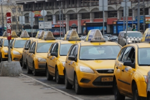 taxi Moscow